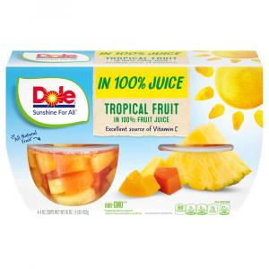 Dole Tropical Fruit Bowl in 100% Juice