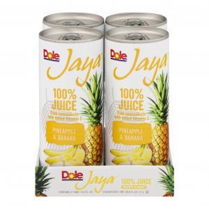 Dole Jaya Pineapple & Banana Juice