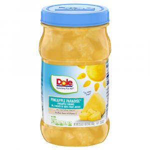 Dole Harvest Best Pineapple Chunks in 100% Juice