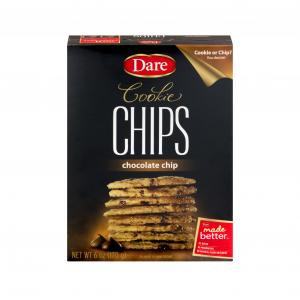 Dare Cookie Chips Chocolate Chip
