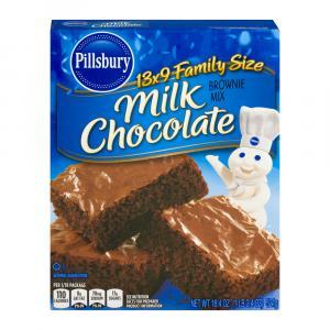 Pillsbury Milk Chocolate Brownie Mix