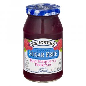 Smucker's Sugar Free Raspberry Fruit Spread