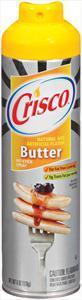 Crisco Butter Spray