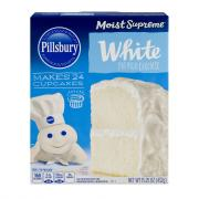 Pillsbury Moist Supreme White Cake Mix