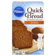 Pillsbury Pumpkin Quick Bread