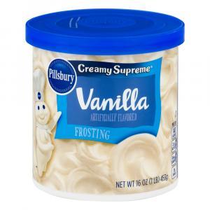 Pillsbury Creamy Vanilla Frosting