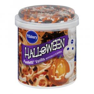 Pillsbury Funfetti Halloween Frosting