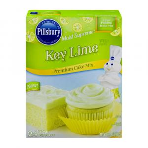 Pillsbury Key Lime Cake