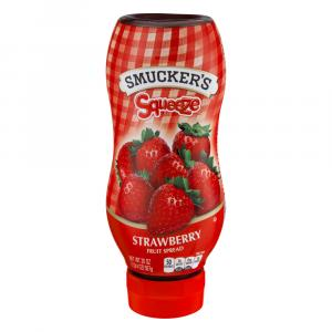 Smucker's Squeeze Strawberry Jelly