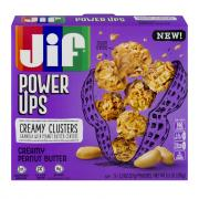 Jif Power Ups Peanut Butter Creamy Clusters