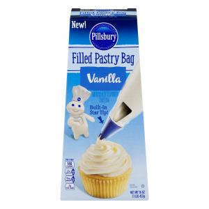 Pillsbury Vanilla Filled Pastry Bag