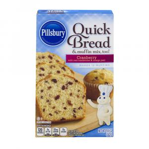 Pillsbury Cranberry Quick Bread