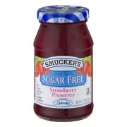 Smucker's Sugar-Free Strawberry Preserves