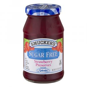 Smucker's Sugar-free Strawberry Preserves