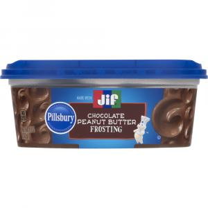 Jif Chocolate Peanut Butter Frosting