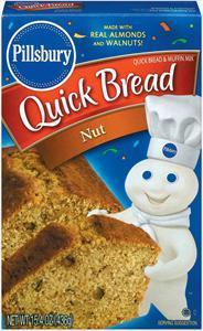 Pillsbury Nut Quick Bread