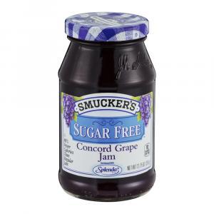 Smucker's Sugar Free Grape Jam