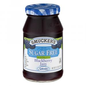 Smucker's Sugar-Free Seedless Blackberry Jam