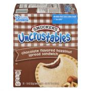 Smucker's Uncrustables Chocolate Hazelnut Spread Sandwich