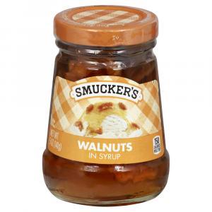 Smucker's Walnut Topping