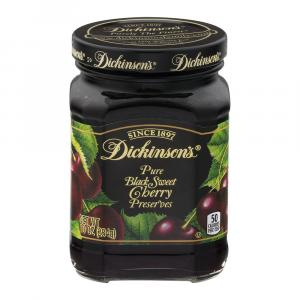 Dickinson's Black Sweet Cherry Preserves