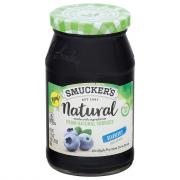 Smucker's Natural Blueberry Fruit Spread
