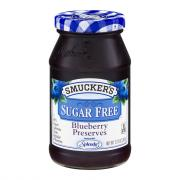 Smucker's Sugar Free Blueberry Preserves