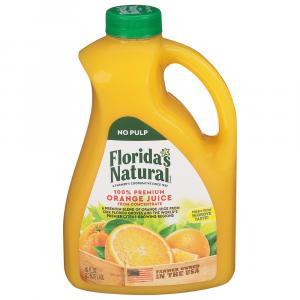 Florida's Natural No Pulp Orange Juice