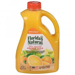 Florida's Natural Some Pulp Orange Juice