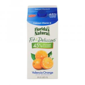 Florida's Natural Fit & Delicious 60 Calorie Valencia Orange