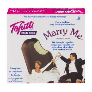 Tofutti Marry Me Dessert Bars