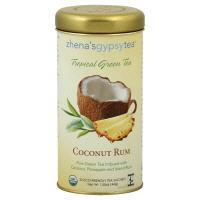 Zhena's Coconut Rum Tropical Green Tea