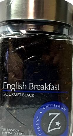 Zhena's English Breakfast Black Loose Tea