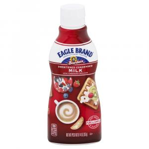 Eagle Brand Sweetened Condensed Milk Squeeze Bottle