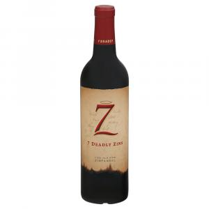 Michael & David Vineyards Seven Deadly Zins Zinfandel Lodi