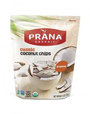 Prana Organic Classic Original Coconut Strips