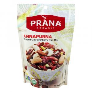 Prana Organic Annapurna Almond-goji-cranberry Trail Mix