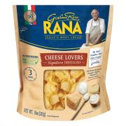 Giovanni Rana Cheese Lovers Tortelloni