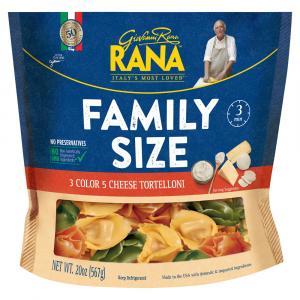 Rana 5 Cheese Tri-color Tortelloni