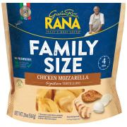 Rana Family Pack Chicken Mozzarella Tortelloni