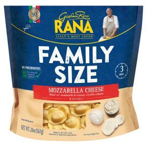 Rana Mozzarella Cheese Ravioli