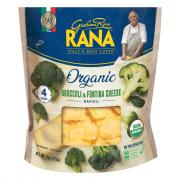 Rana Organic Broccoli and Fontina Ravioli