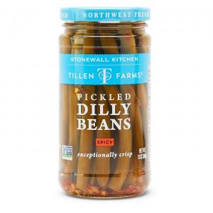 Tillen Farms Hot & Spicy Crispy Beans