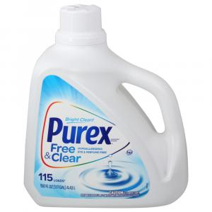 Purex Dirt Lift Action Free & Clear
