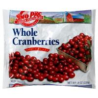 Snow Pack Whole Cranberries