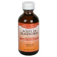 De La Cruz Sweet Almond Oil