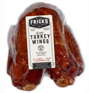 Frick's Smoked Turkey Wings