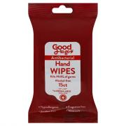 Good to Go Antibacterial Hand Wipes