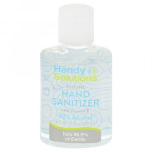 Handy Solutions Hand Sanitizer with Vitamin E