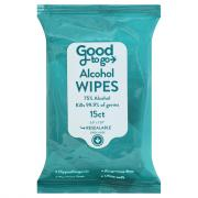 Good to Go Alcohol Hand Wipes